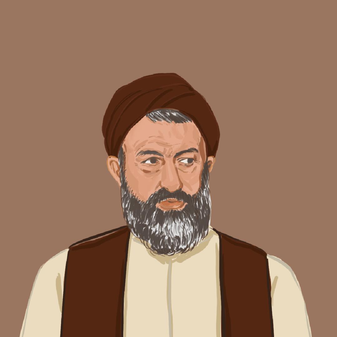 貝赫什提(Mohammad Beheshti),伊朗革命的元老之一,1981年和眾多伊斯蘭共和國政府高層一起死於暗殺。
