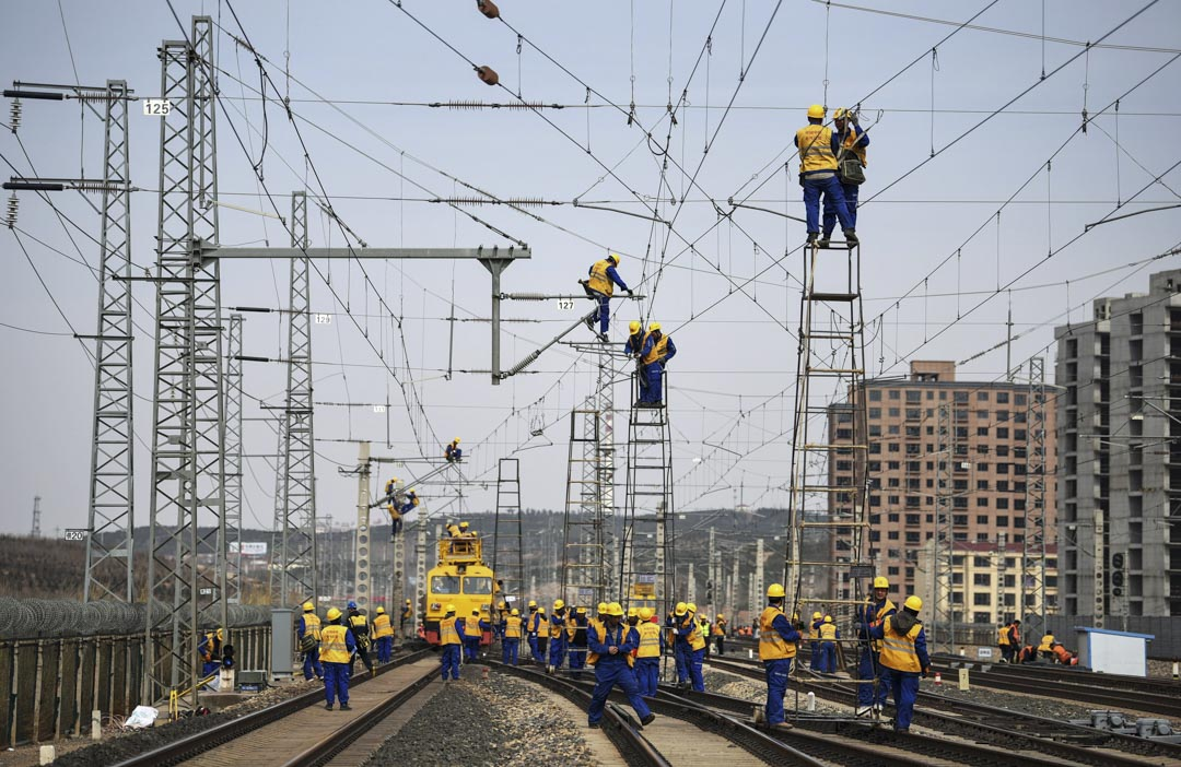 美國在世界貿易組織(WTO)推動的一系列規則改變,其中最大的要求,莫過於取消中國現有的「發展中國家」地位,這個要求遭到了中國的激烈反對。 攝:STR/AFP/Getty Images