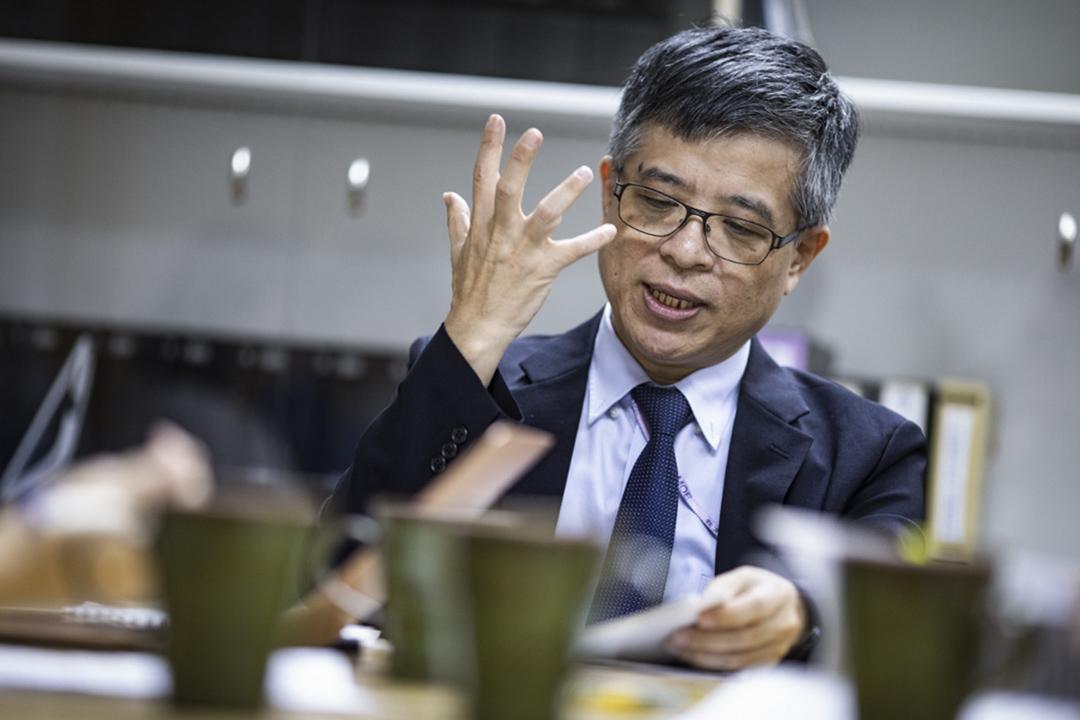 教育部次長劉孟奇。
