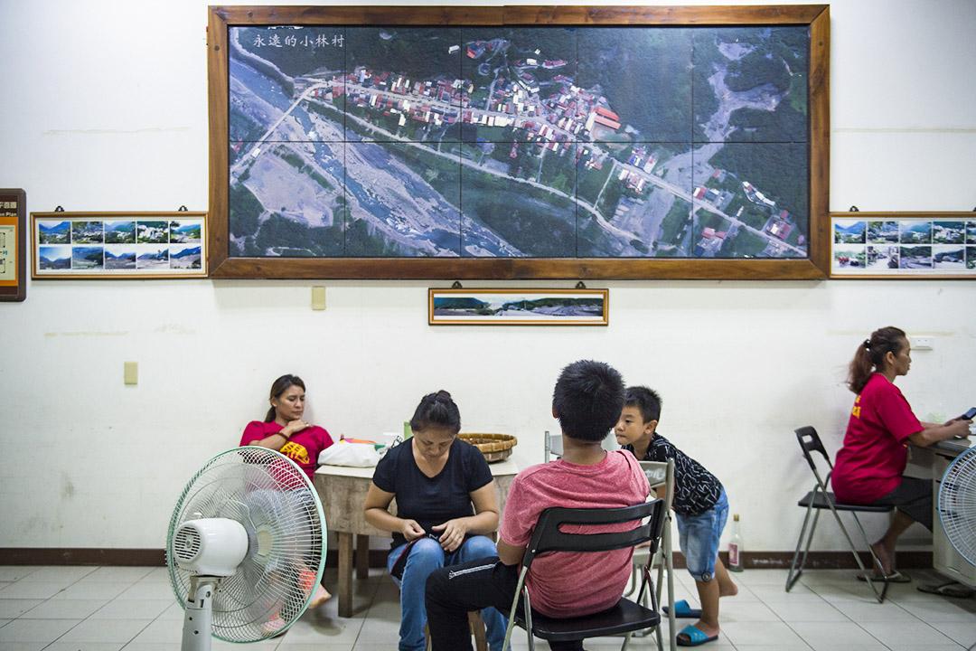 日光小林社區的活動中心。