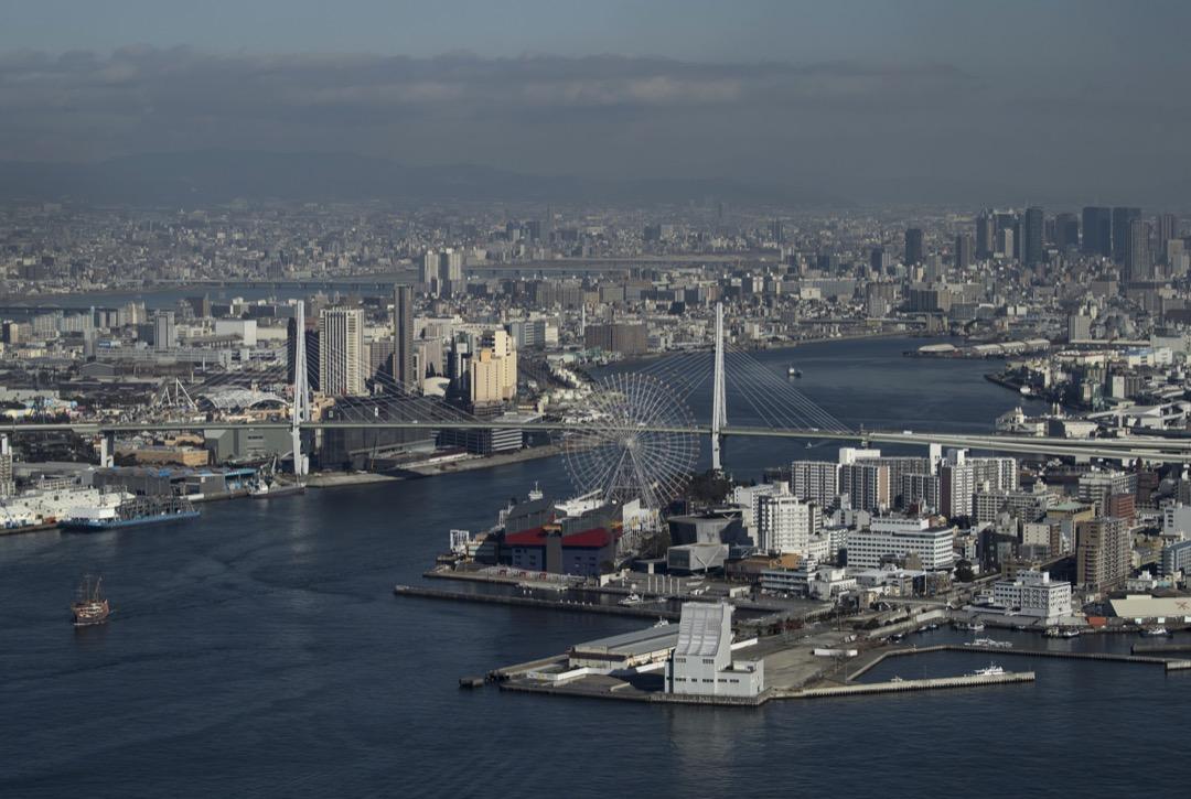 大阪將在2025年在人工島夢洲舉辦的第三次大阪博覽會。