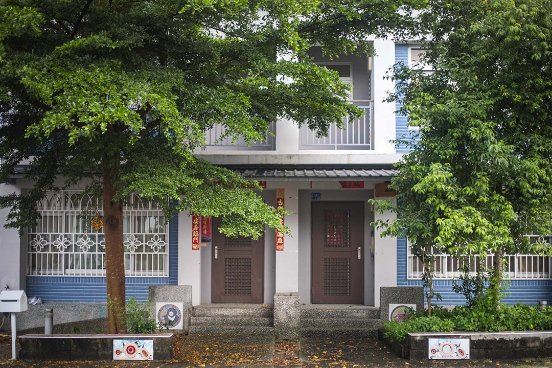 日光小林社區的房屋。