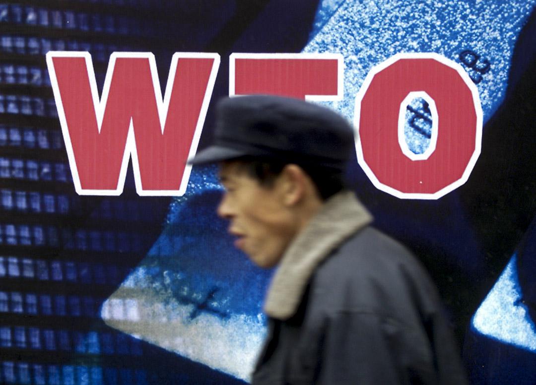 中國是同期加入世貿組織的成員中作出改革承諾最多的,同時中國在入世之後的經濟增長也是顯著的,兩者之間存在因果聯繫。