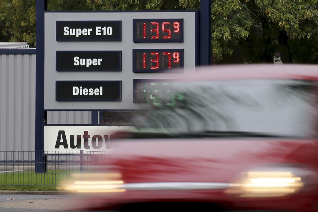 沙特的全球最大煉油設施遇襲後,原油產量減少一半、佔全球供應的5%。就此,美國總統特朗普在 Twitter 確認他已授權在必要時動用美國戰略石油儲備,以保障市場供應。 攝:Oliver Berg / picture alliance via Getty Images