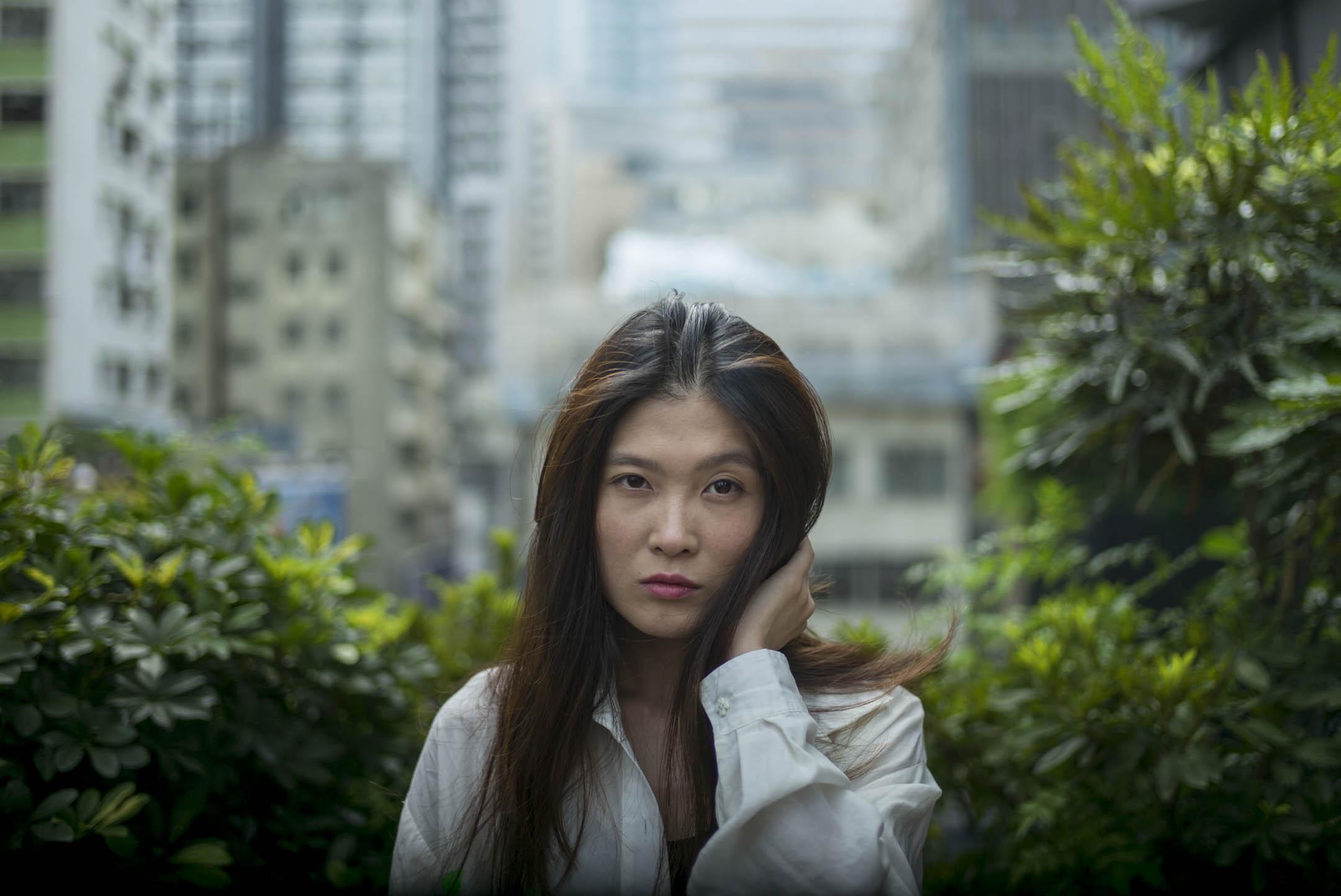 麥曦茵的導演新作《花椒之味》,故事改編自作家張小嫻的小說《我的愛如此麻辣》。 攝:林振東/端傳媒