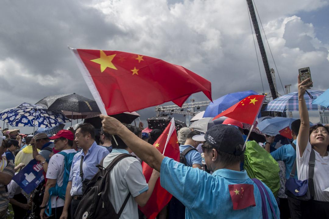 香港面對愈趨威權主義的中國,也面對著中國鼓吹了二十多年的「中華民族偉大復興」論,但世界體系理論給我們的洞見是,威權主義不可能單是中國的問題。