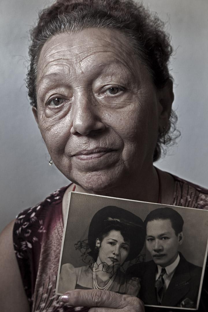 劉博智的攝影特輯《古巴唐人》。