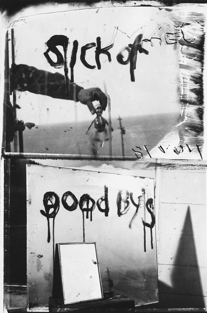 「厭倦告別」(Sick of Goodby's)