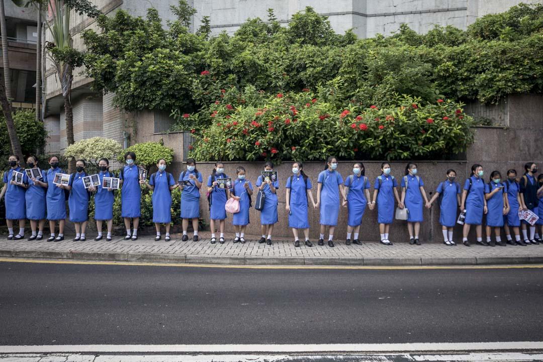 英華女學校。