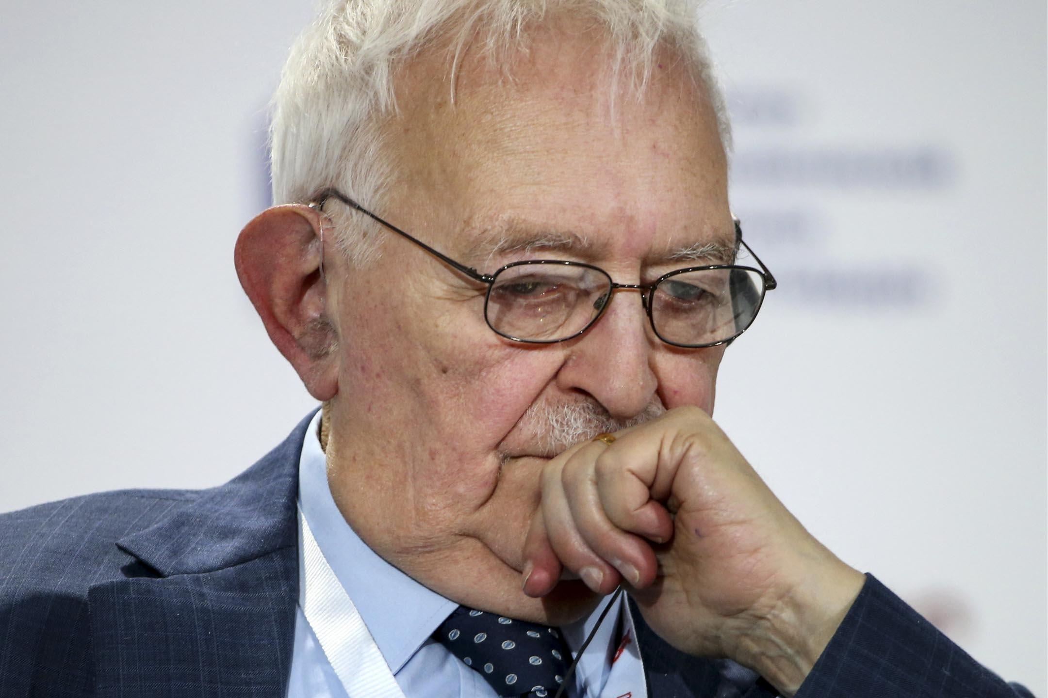 左翼社會學家及哲學家華勒斯坦(Immanuel Wallerstein)在上月31日辭世,終年88歲。 圖:IC photo