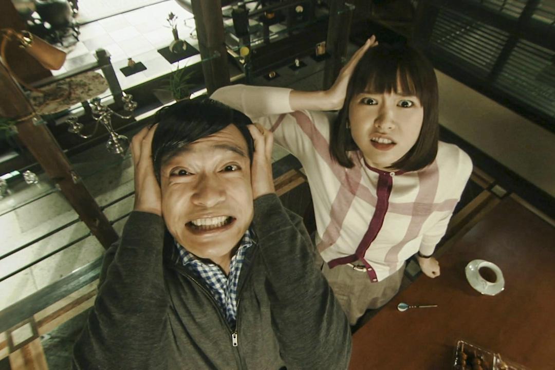 古澤良太編劇的日劇《Legal High》,由堺雅人、新垣結衣主演。 網上圖片