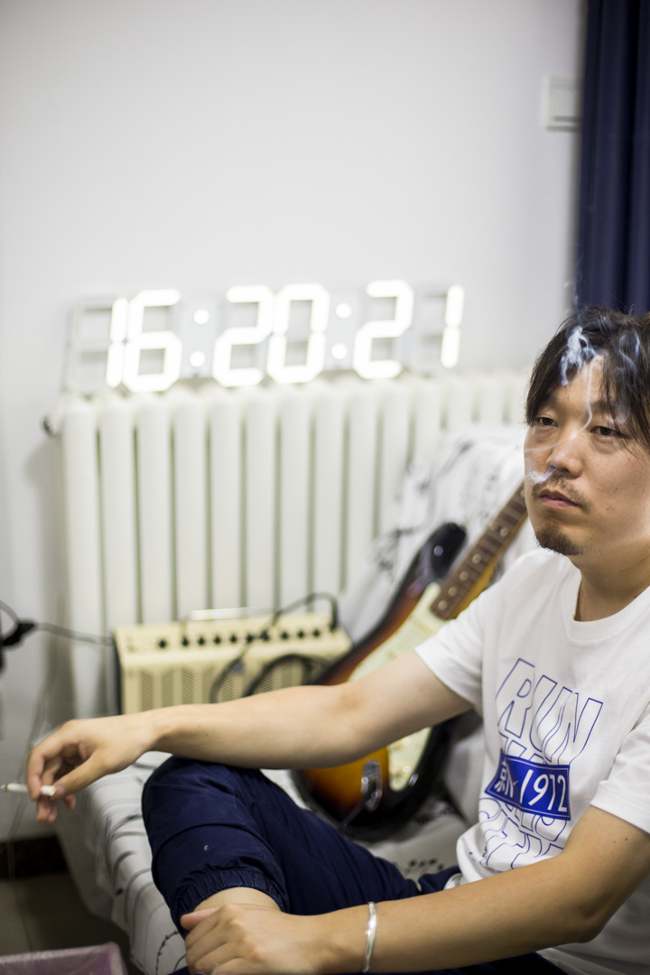 《平原上的夏洛克》導演徐磊。
