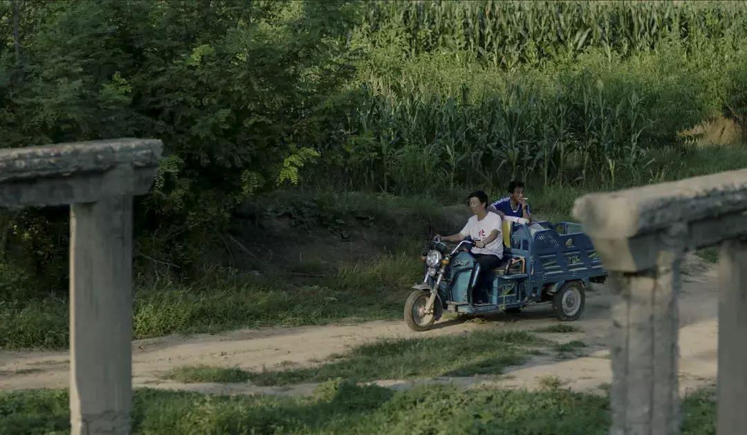 《平原上的夏洛克》電影劇照。