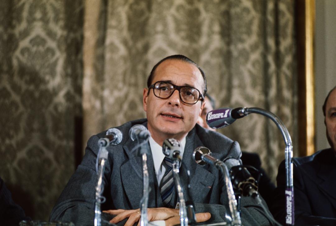 2019年9月26日,希拉克(Jacques Chirac)去世,享年86歲。
