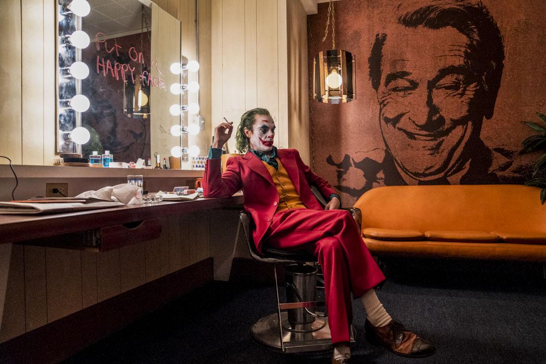 《Joker 小丑》電影劇照。 圖:電影公司提供