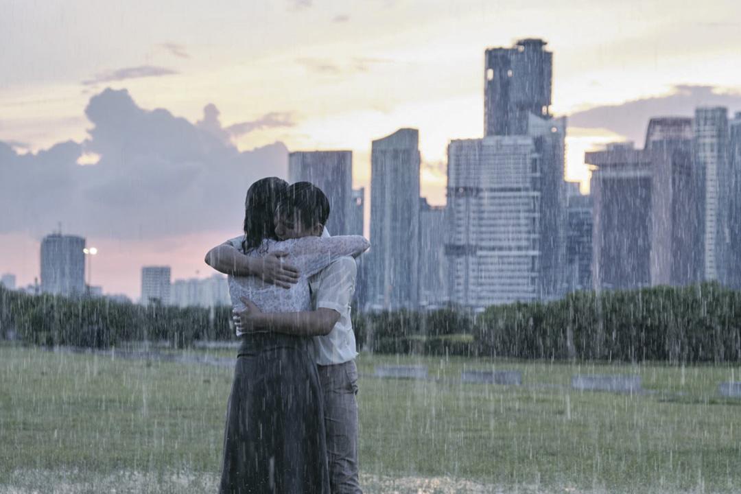 《熱帶雨》電影劇照。