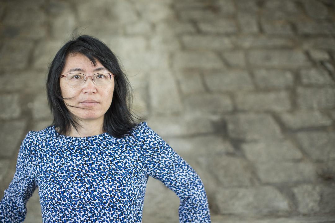 香港理工大學社會學副教授嚴海蓉。