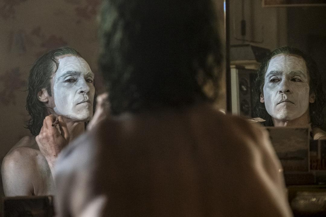 《Joker 小丑》電影劇照。