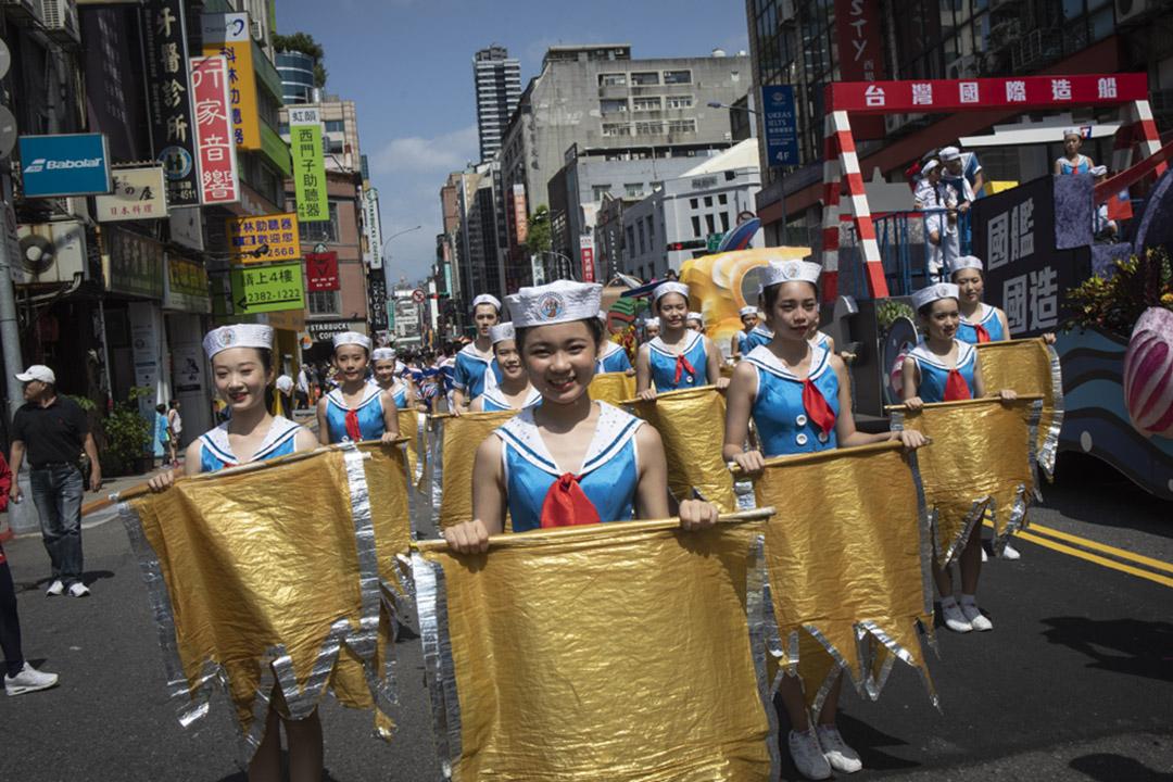 2019年10月10日,中華民國108年國慶大會。