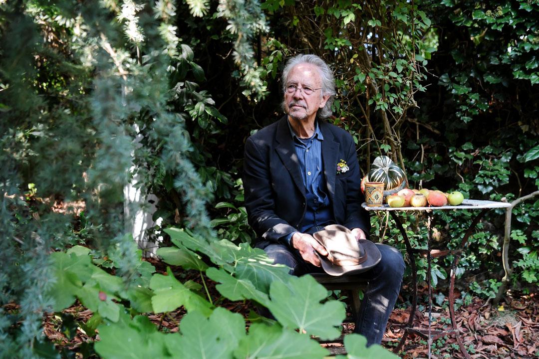 2019年諾貝爾文學獎得主彼得.漢德克(Peter Handke)。