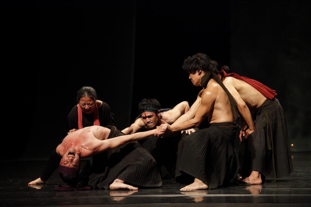 《緩行中的漫舞》中可能會打破大家對「表演者」的定義。