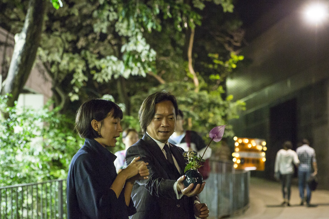 劉偉聰是反修例運動中其中一位義務大律師,八月他決定參選今屆區議會,成為深水埗又一村選區候選人。