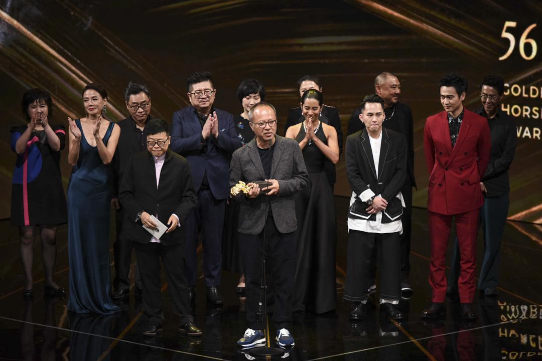 鍾孟宏的《陽光普照》除獲「最佳影片」、「最佳導演」以外,還拿下「最佳剪輯」、「最佳男主角」及「最佳男配角」,全都是創作獎項及演員獎。