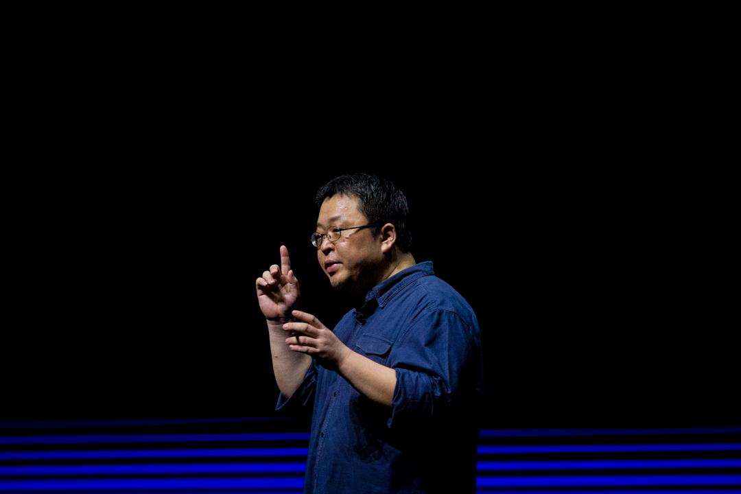 錘子科技創始人羅永浩。