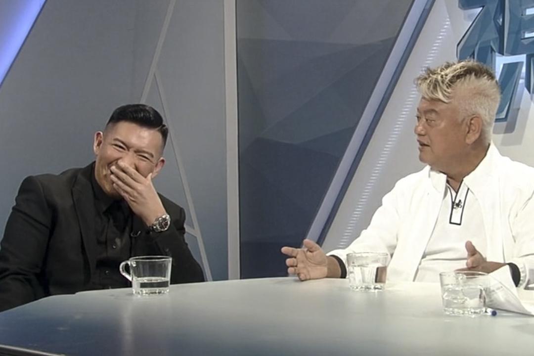 2019年11月5日,杜汶澤和陳百祥於香港電台「視點31」的直播節目《談局勢論民情》討論現時香港局勢。