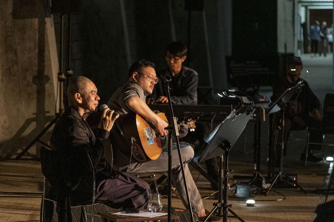 上年度台灣月活動:「藝術不夜館:《我行且歌》蔡明亮的影像與說唱」