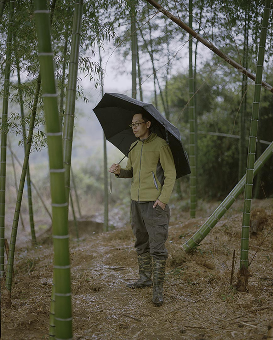 外號「大王」的王海龍今年33歲,他擅長農業,同時在村裏的自然學校擔任兼職老師。來到「南部生活」共識社區之前,曾在北京的一傢俬立學校工作。