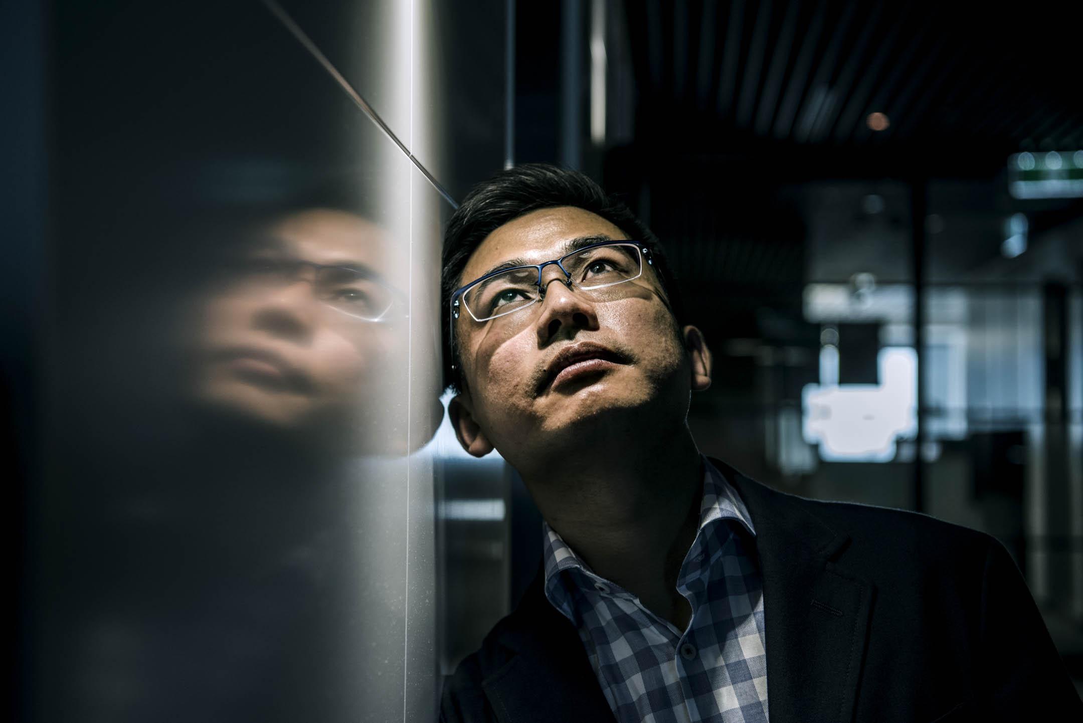 「叛諜」王立強聲稱自己在過去數年中,參與了一系列北京策劃的情報工作——辦理銅鑼灣書店案,滲透反修例運動,再到干預台灣大選和干涉澳洲內政。 攝:Steven Siewert/The Sydney Morning Herald via Getty Images
