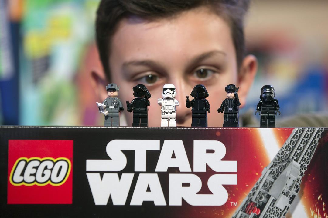 《Star Wars》衍生的週邊商品。