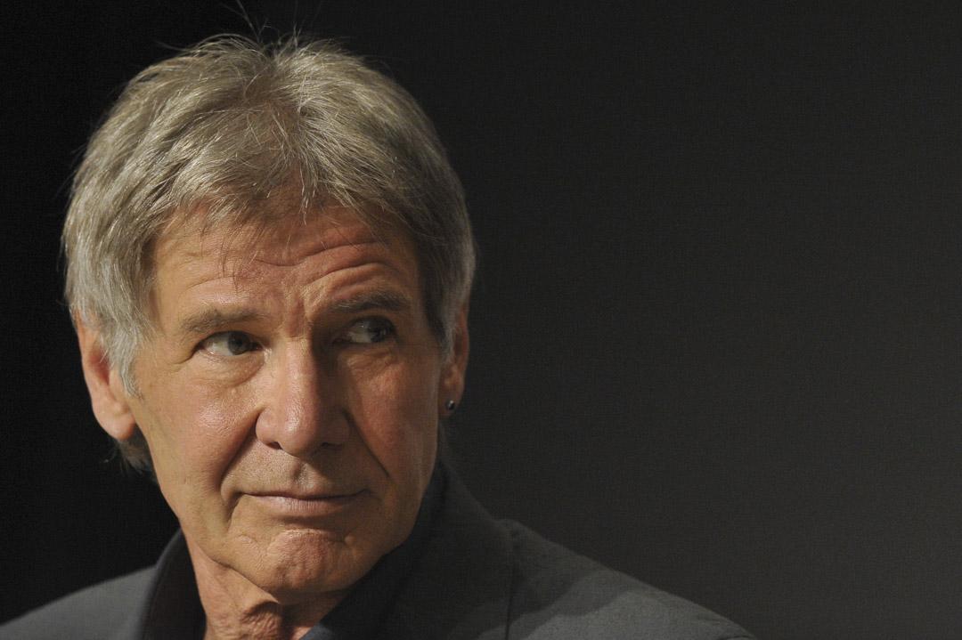 Harrison Ford,攝於1998年。