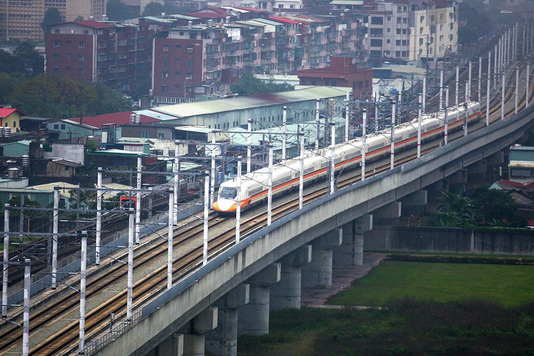 台灣高鐵。