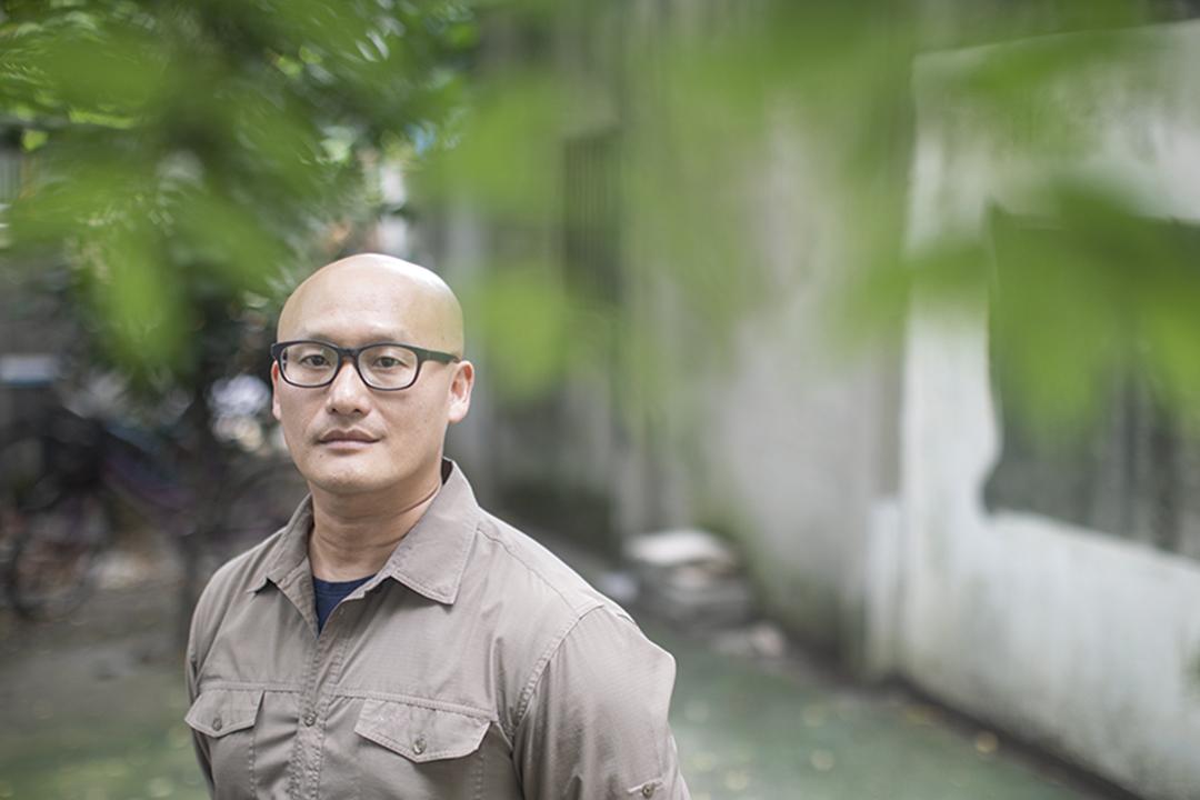 導演陳志漢。