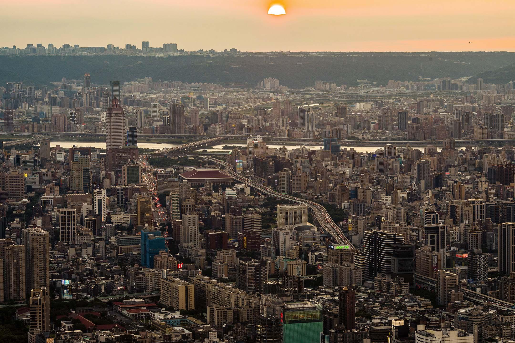 台北市。 攝:陳焯煇/端傳媒
