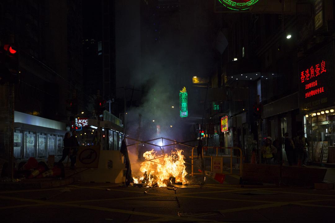 2020年1月1日,香港。