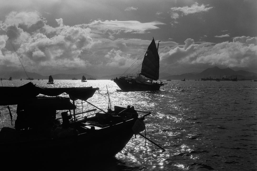 30年代的香港海岸。 攝:H. Armstrong Roberts/ClassicStock via Getty Images