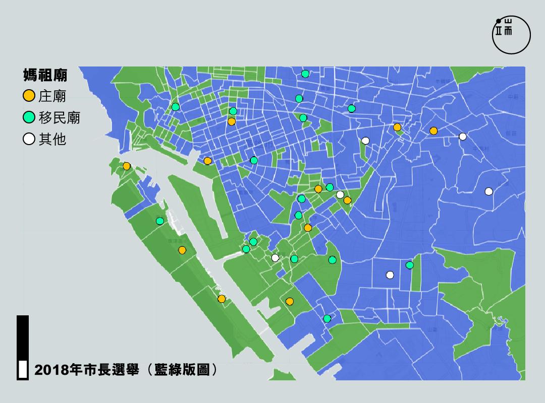 互動地圖預覽圖。