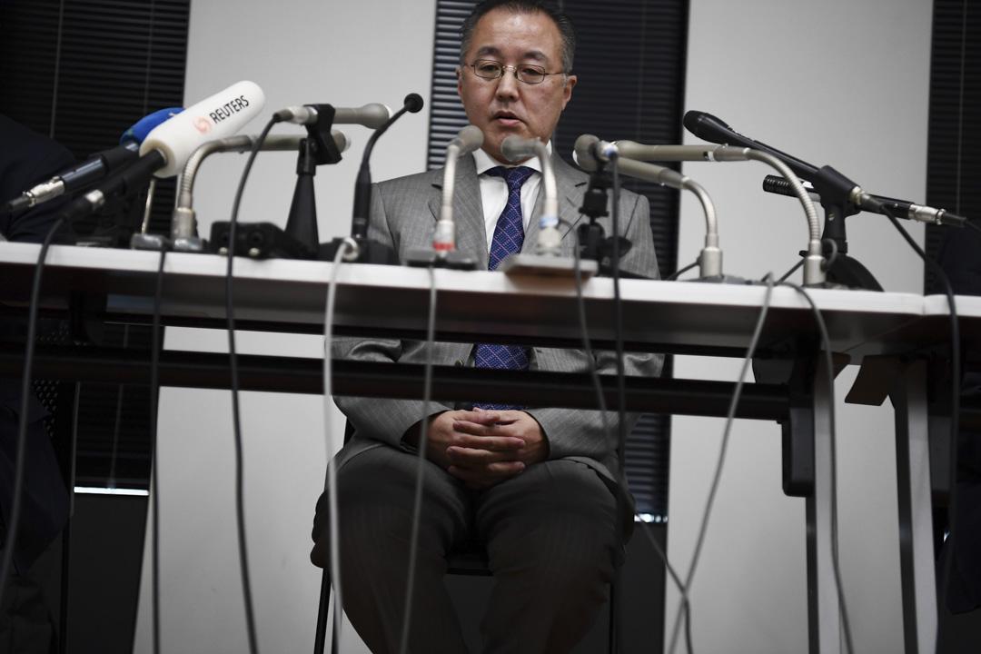 2019年12月18日,山口敬之在東京舉行記者會,表示仍會上訴。