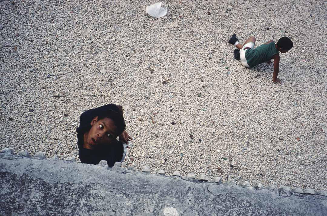 古巴夏灣拿©Alex Webb/Magnum Photos