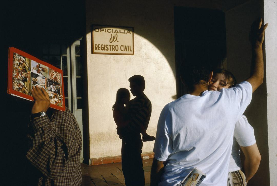 墨西哥塔毛利帕斯州新拉雷多©Alex Webb/Magnum Photos