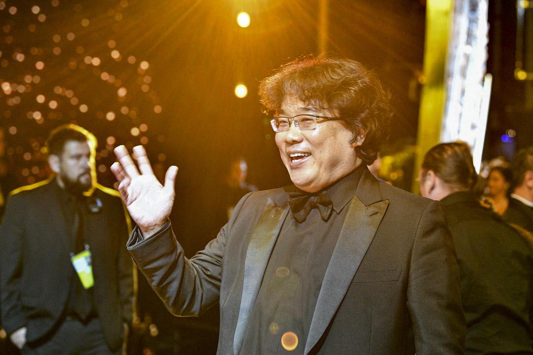 2020年2月9日,南韓導演奉俊昊憑《上流寄生族》奪得第92屆奧斯卡金像獎「最佳導演」。