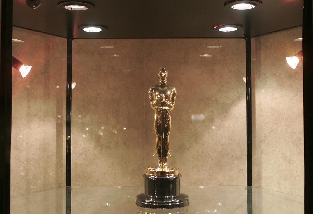 奧斯卡獎座。