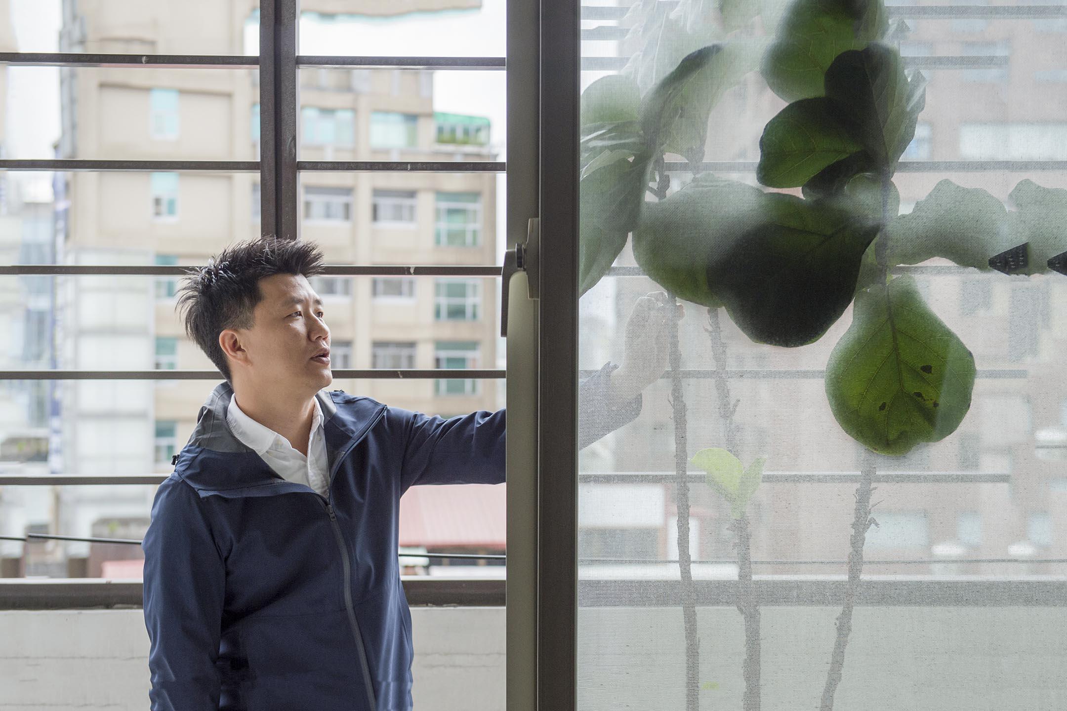 導演廖克發。 攝:林彥廷/端傳媒
