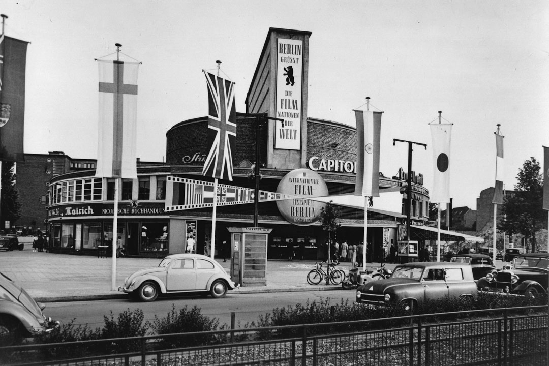 1952年第二屆柏林影展。