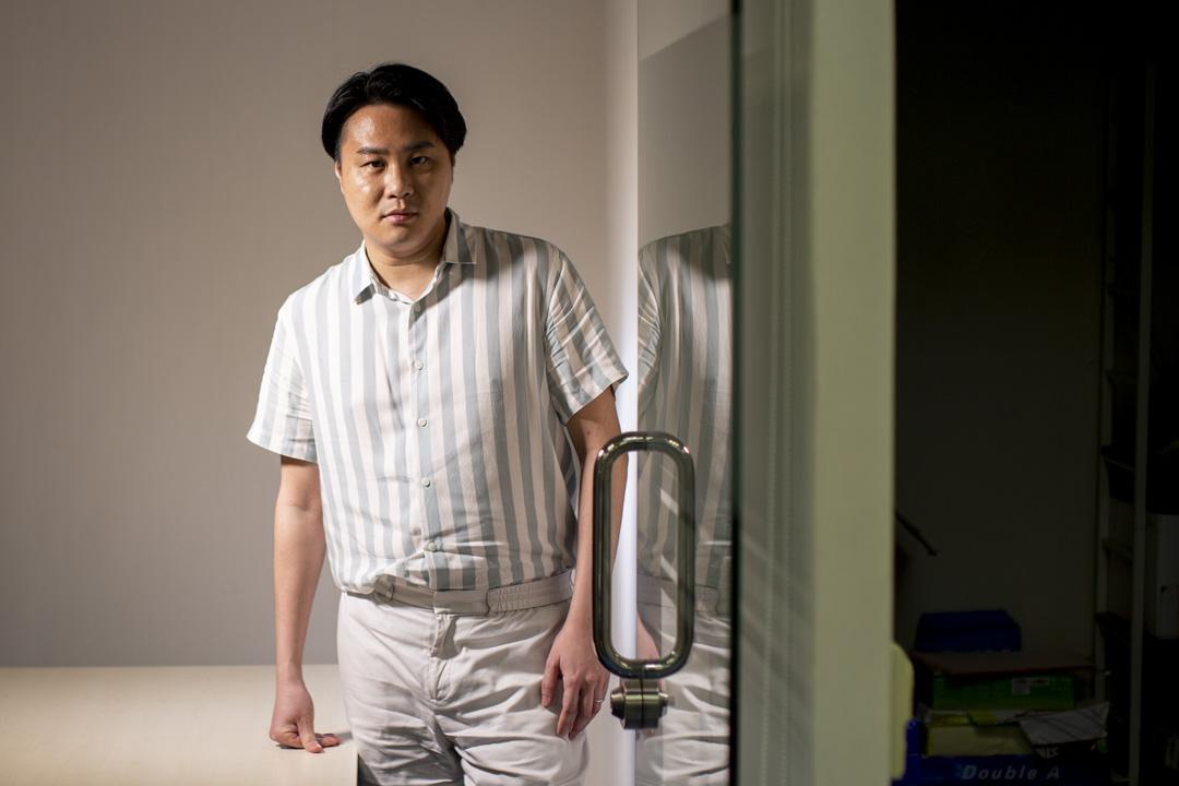 香港大學政治與公共行政學系榮譽講師袁彌昌。
