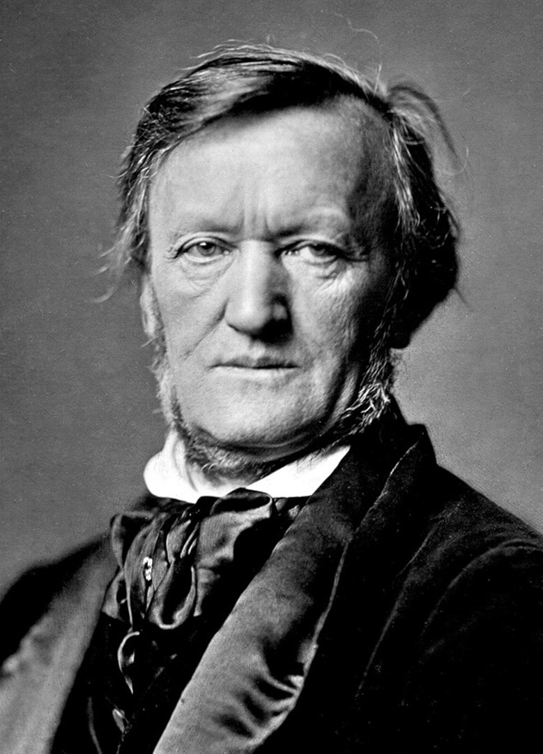 華格納(Richard Wagner, 1813-1883)。