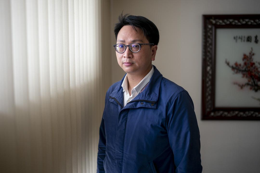 工聯會成員、前立法會議員鄧家彪。